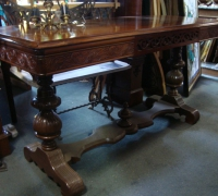 76- sold - antique-carved-table