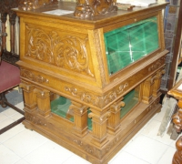 79-antique-carved-display-table