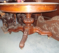 84-antique-carved-pedestal-table