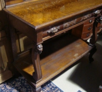 88-antique-carved-table