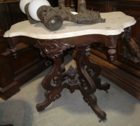 95-antique-carved-table-marble-top