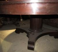 432- 60'' w - mahogany