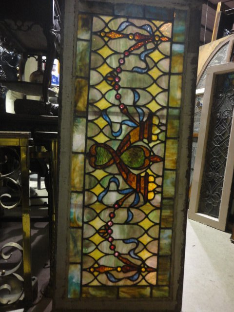 Glass Windows Vintage Stained Glass Windows For Sale