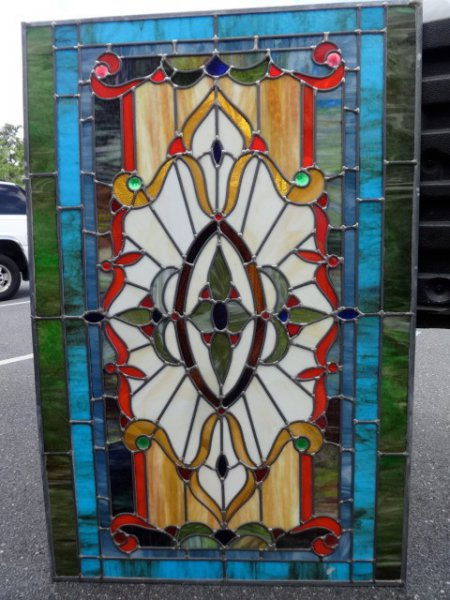 Antique Stained Glass Windows Amp Doors For Sale In