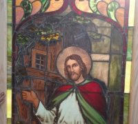 163-antique-stained-glass-window