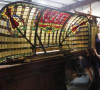 170-sold-rare-antique-canopy-96-in-w-x-30-in-h-x-37-in-d
