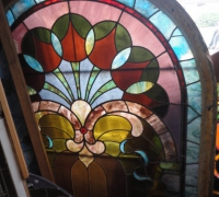 174-antique-stained-glass-window