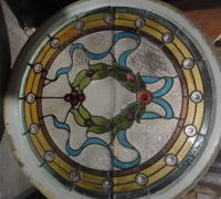 47-sold -rare-round-antique-stained-glass-window-32-w